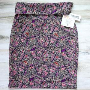 LuLaRoe Geometric Cassie Skirt